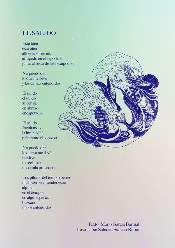 Colaboraciones # El salido de Mario García Bartual