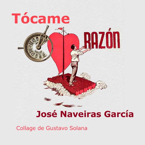Versales # Tócame de José Naveiras García (collage de Gustavo Solana)