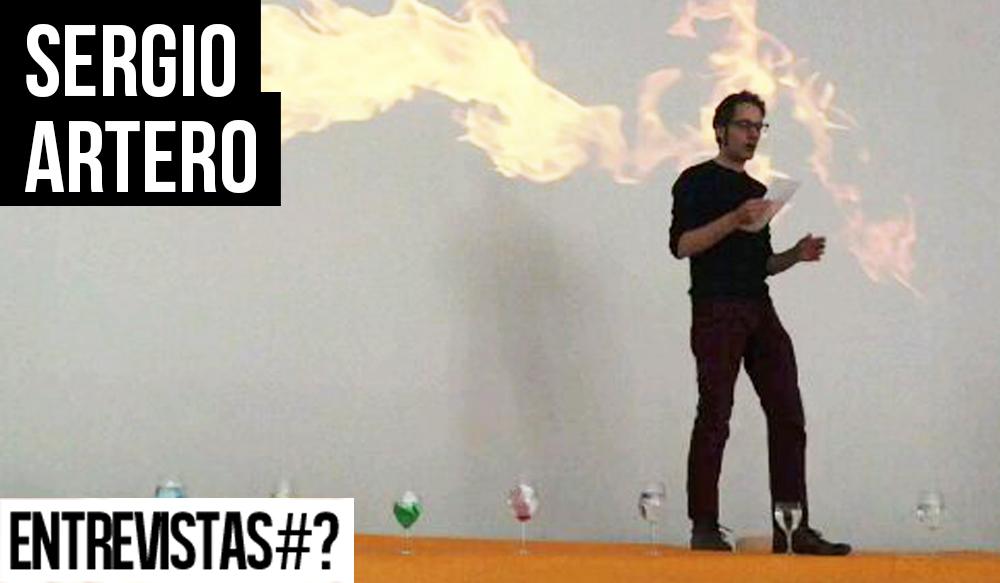 Entrevistas # Sergio Artero